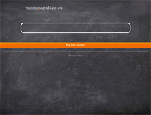 Tablet Preview of businesspalace.eu